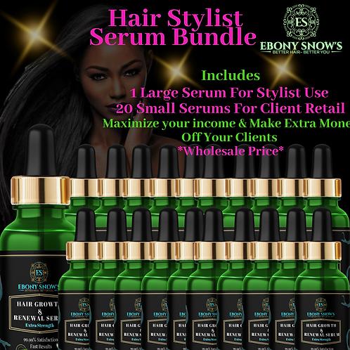 Hair Stylist Serum Bundle