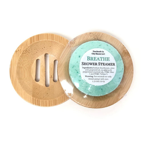 Shower Steamer Holder