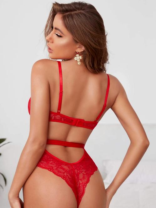 Sex Calls Lingerie Set