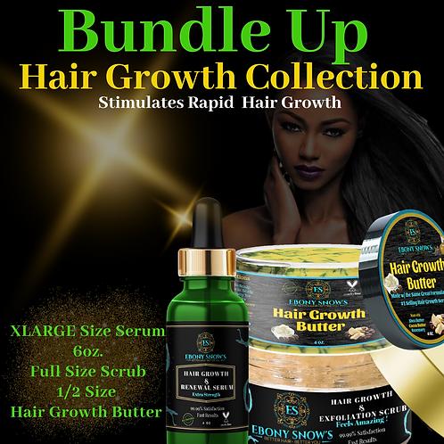 3 for $50 Hair Growth Bundle