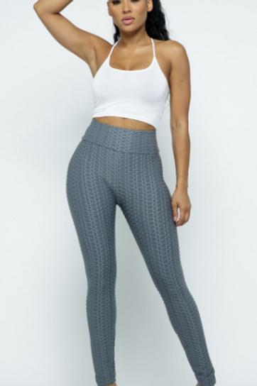 Grey Yoga Pants