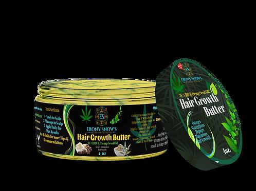 CBD Hair Growth Butter Promo