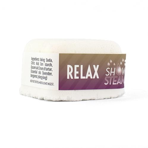 Relax - Shower Steamer -