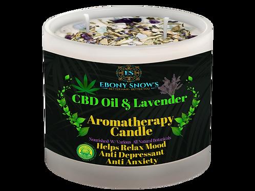 CBD & Lavender Candle