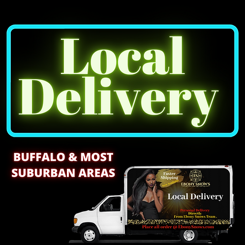 Local Delivery Request - For Offline Orders