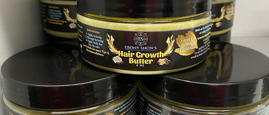 XL 8oz Hair Growth Butter - 2 1/2 X the Size of our Regular Hair Growth Butter