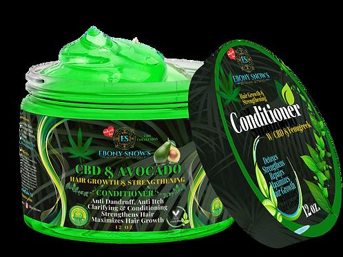 CBD & Avocado Conditioner