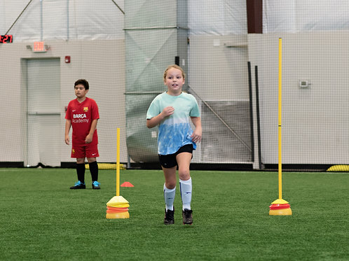 Spartan Summer Soccer Academy