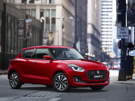 New Suzuki Swift: Sicherer und agiler Saubermann