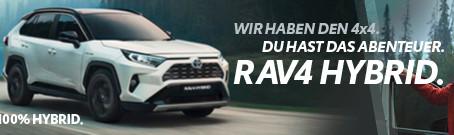 RAV4-Präsentation 8. Februar 2019