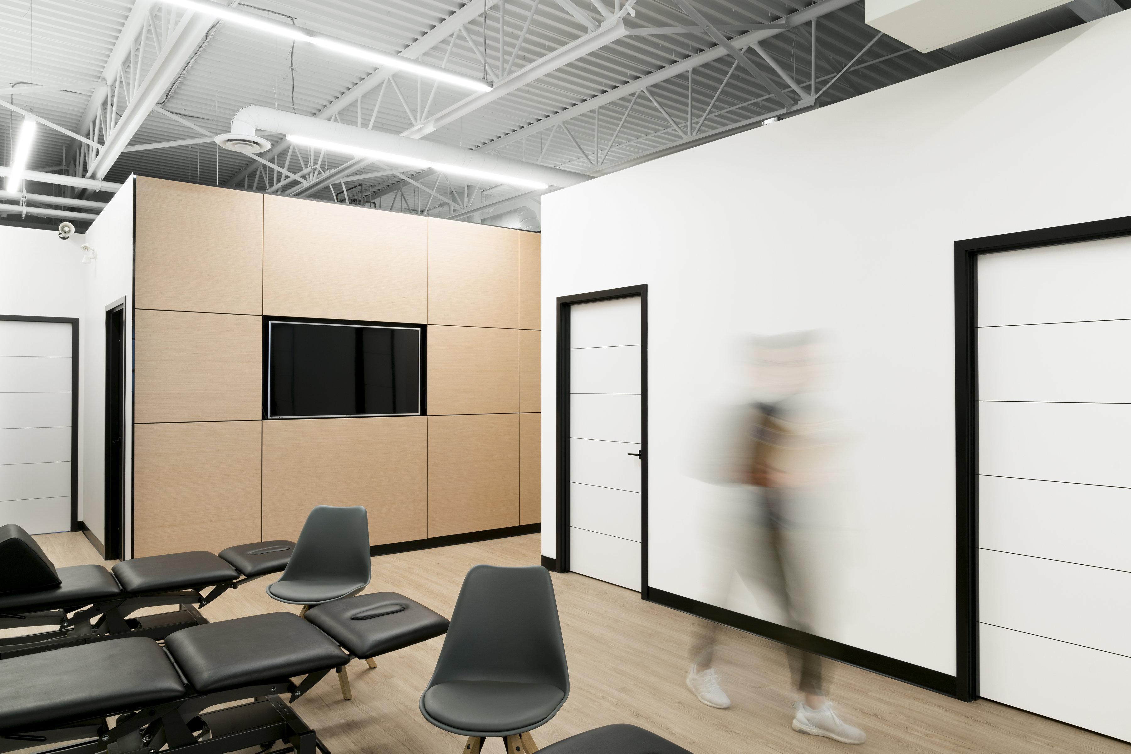 Wood Panel Wall Design