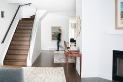 Stairs & Dining Room