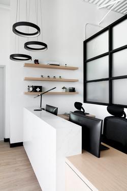 Front Desk Design