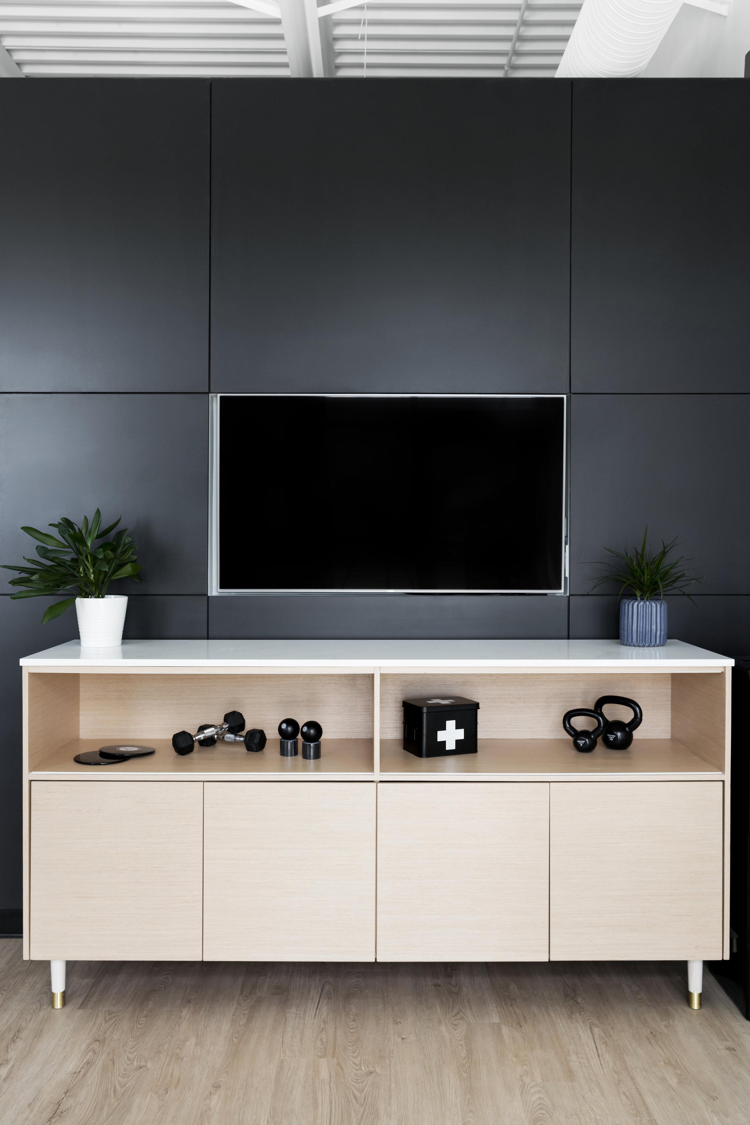 TV Storage Ideas - Interior Design