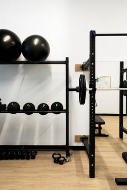 Calgary Gym Interior Design