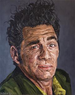 Cosmo Kramer in Impasto