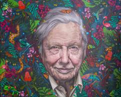 Attenborough in Wonderland