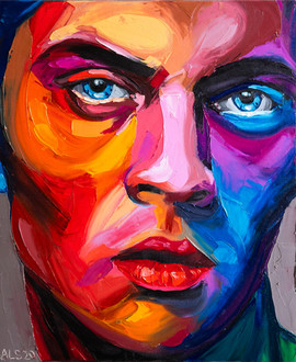small male colour study nielly style