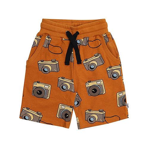 CarlijnQ Pantaloncini Arancio - Fotocamera