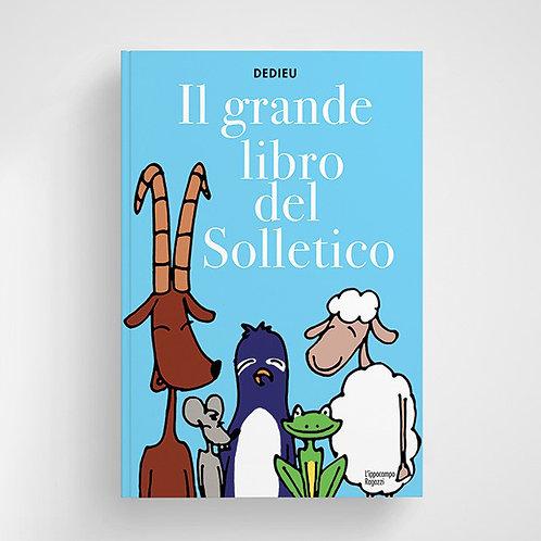 Il grande libro del solletico - Thierry Dedieu
