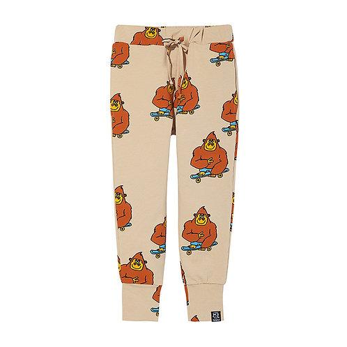 KukuKid Pantaloni Beige - Gorilla
