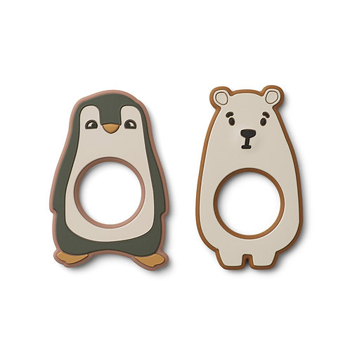Liewood Dentini - Orso e Pinguino