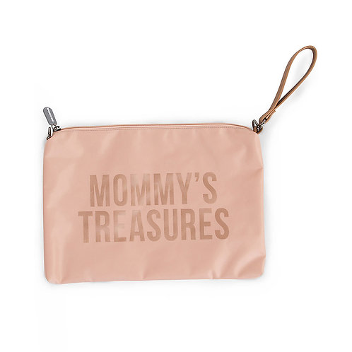 Mommy's Treasures Pochette Donna - Rosa