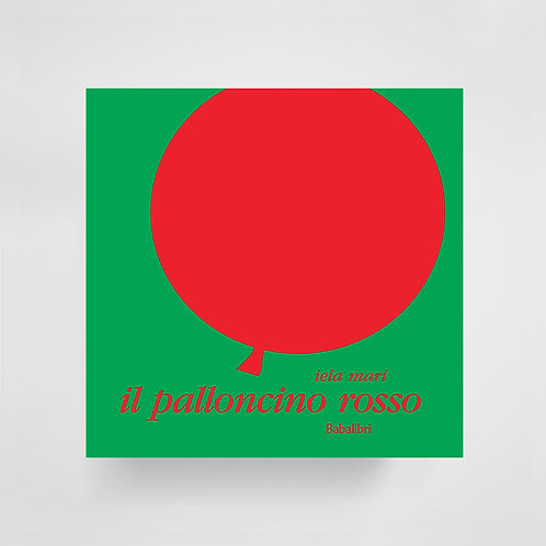 Palloncino rosso - Iela Mari