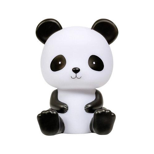 A Little Lovely Lampada a Led - Panda