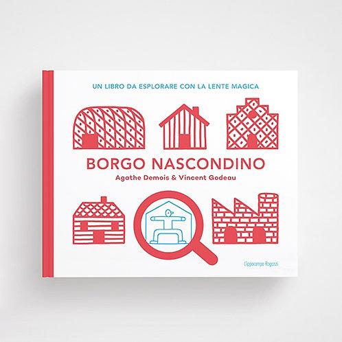 Borgo nascondino - Agathe Demois & Vincent Godeau