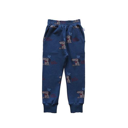 One Day Parade Pantaloni Blu - Cani