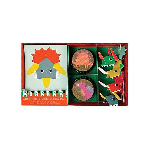 Meri Meri Cupcake Kit - Dinosauri