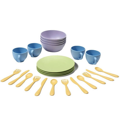 Green Toys - Set di Piatti