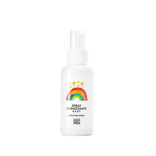 Linea Mamma Baby - Spray Igienizzante - 100ml