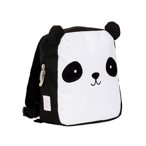 Little Lovely Zainetto Bianco e Nero - Panda
