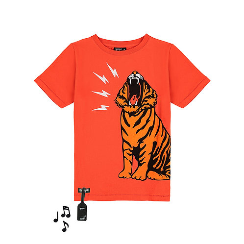 Yporqué T-Shirt Sonora - Tigre