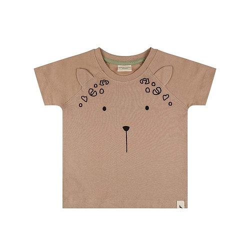 Turtledovelondon T-Shirt - Orso 3D