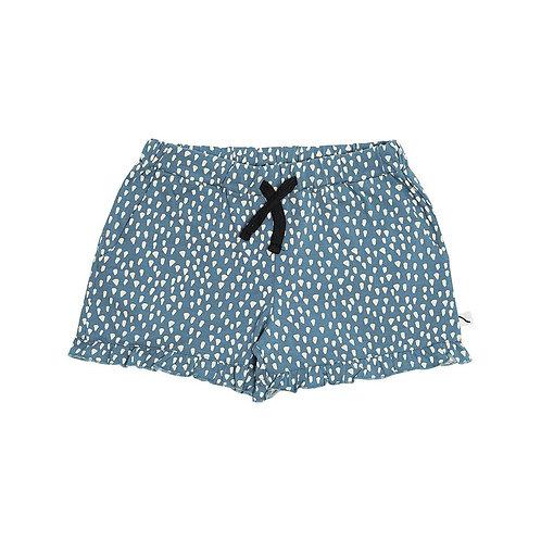CarlijnQ Pantaloncini Azzurri - Texture