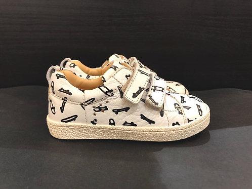 Ocra - Sneakers con Strappi - Skate