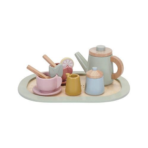 Little Dutch Servizio da tè in Legno