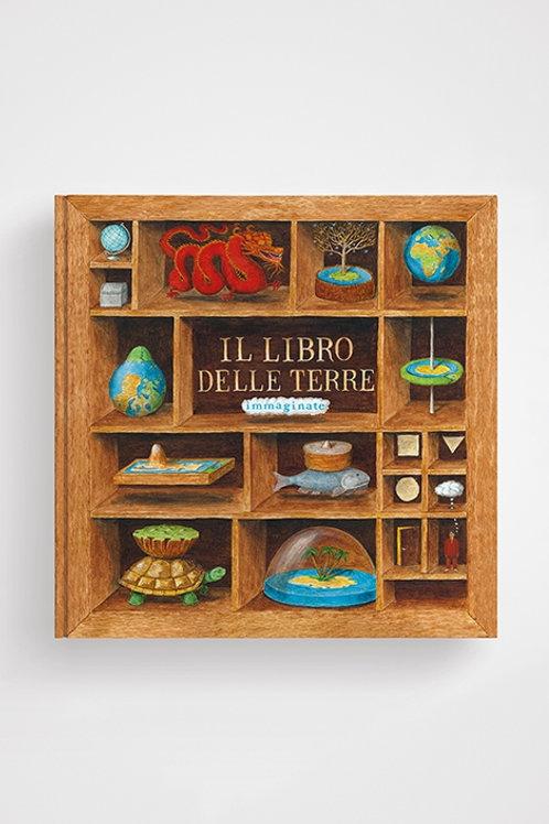 Il libro delle terre immaginate - Guillaume Duprat