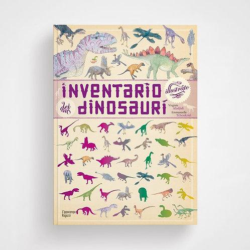 Inventario dei dinosauri - Virginie Aladjidi & Emmanuelle Tchoukriel