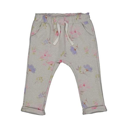 Birba Pantalone in felpa - Fiori