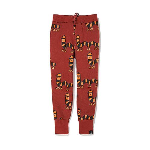 KukuKid Pantaloni Marroni - Lombrico