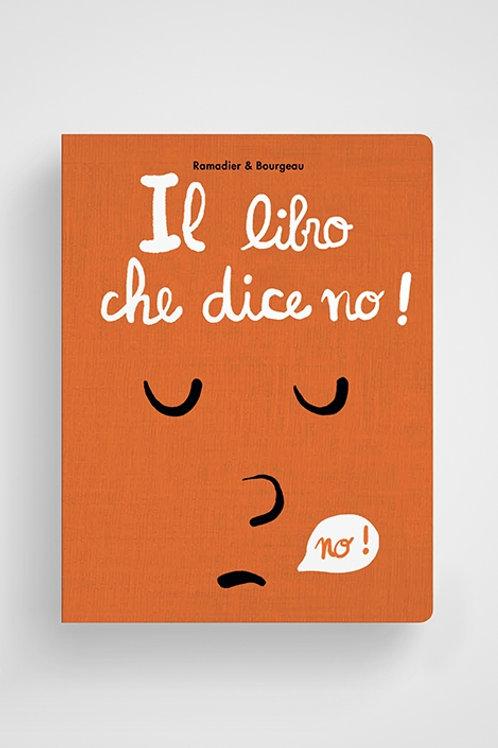 Il libro che dice no- Cédric Ramadier & Vincent Bourgeau