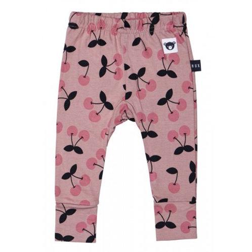 Huxbaby Pantaloni Rosa - Ciliege