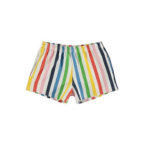 Yporqué Pantaloncini ca Righe - Arcobaleno