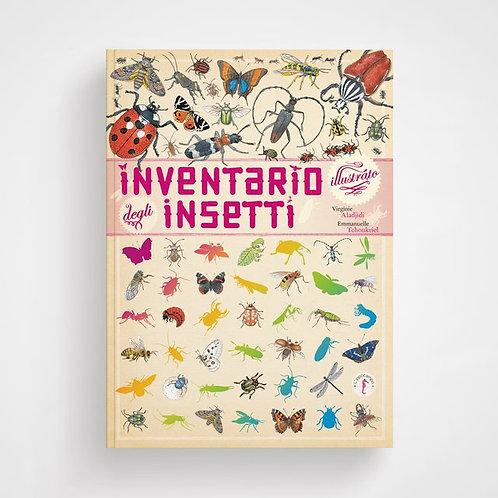 Inventario degli insetti - Virginie Aladjidi & Emmanuelle Tchoukrie