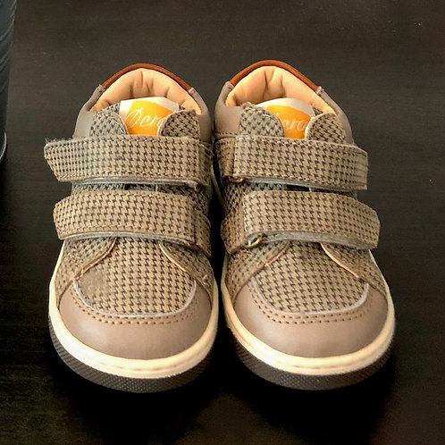 Ocra - Sneakers con Strappi - Tortora