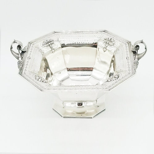 GORHAM STERLING SILVER CENTERPIECE BOWL LIKE FRANCIS I